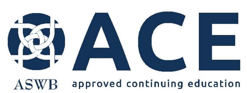 ASWB Approved Continuing Education logo