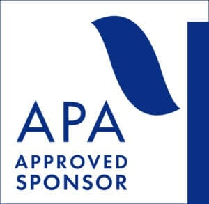 The Institute for Creative Mindfulness is approved by the American Psychological Association (APA) to sponsor continuing education for psychologists. The Institute for Creative Mindfulness maintains responsibility for this program and its content.