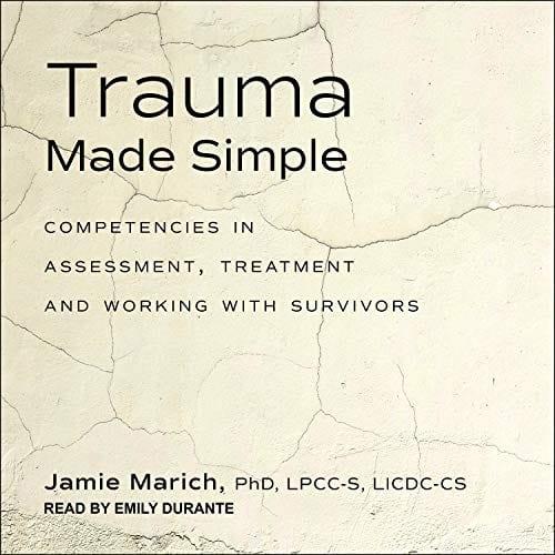 Trauma Made Simple Audio Book Cover Image